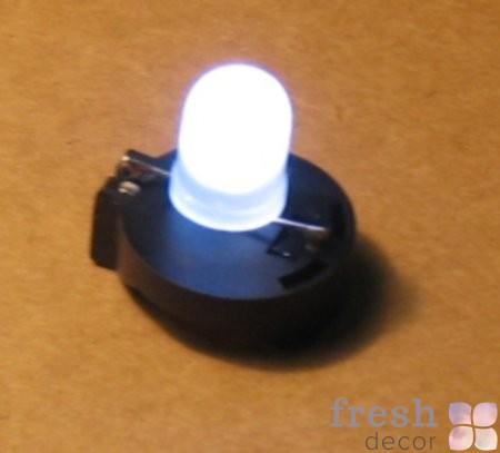 Фонарик светодиодный на батарейках своими руками