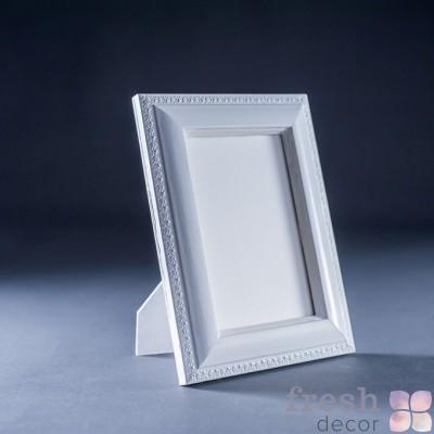 белая рамочка для номерков столов аренад