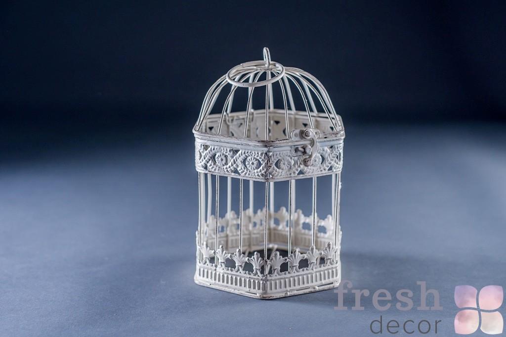 Аренда клеток для декора свадеб в Харькове