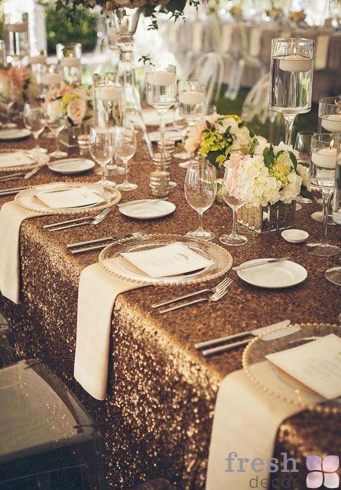 посуда на свадьбу 1