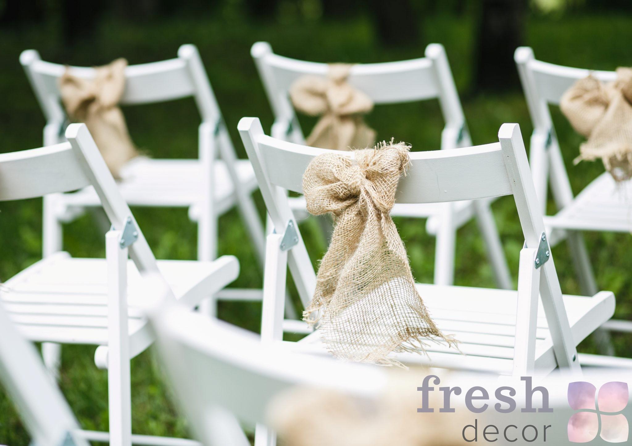 стулья на свадьбу 1