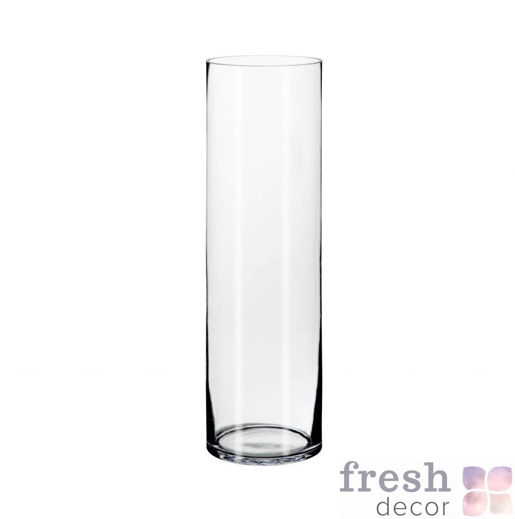vaza cilindr sorok sm diametr 10 sm