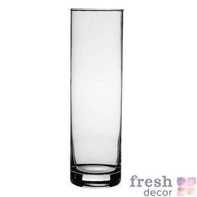 vaza cilindr vysotoj 38 sm shirinoj 12 sm