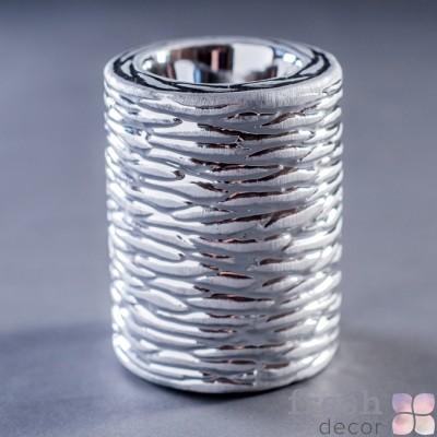 аренда цилиндрического керамического подсвечника (1)