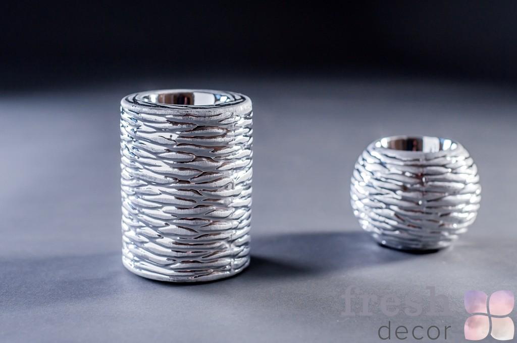аренда цилиндрического керамического подсвечника 2