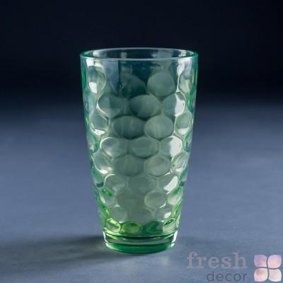 бокалы из зеленого стекла в аренду