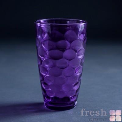 бокалы фиолетового цвета в прокат и аренду 1