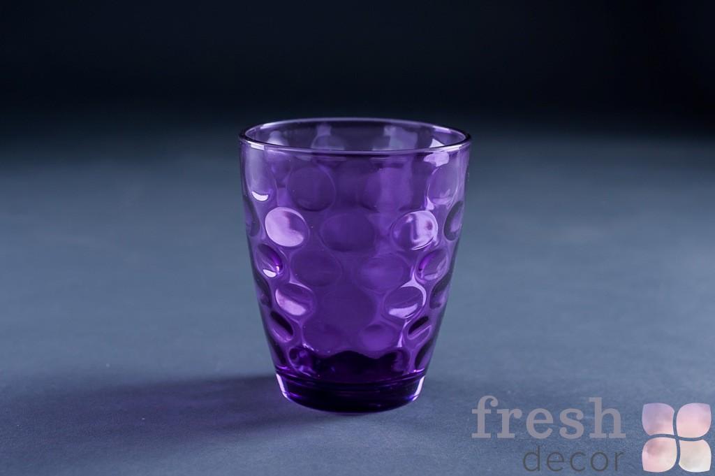 бокалы фиолетового цвета в прокат и аренду 2