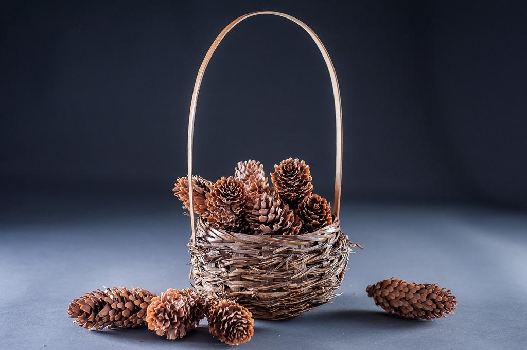 маленькие корзины гнезда 3