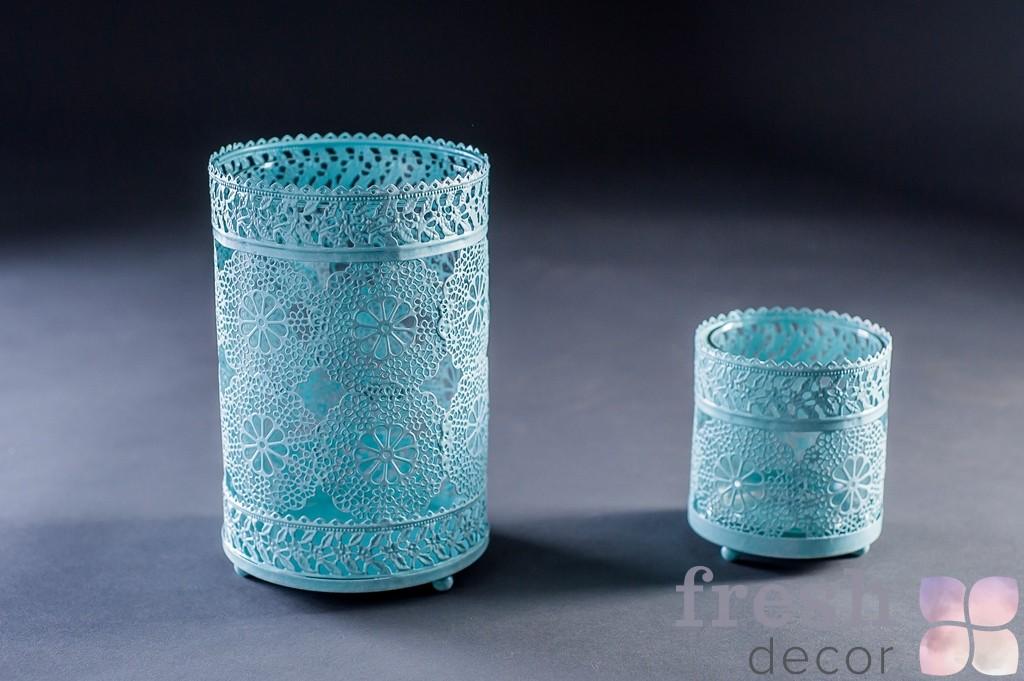 подсвечник тиффани для одной свечи1