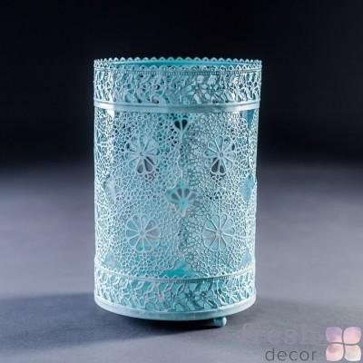 подсвечник тиффани для одной свечи2