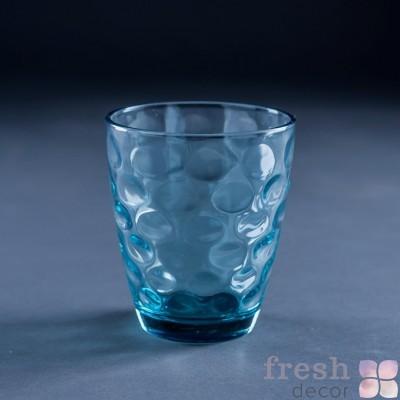 стакан из синего стекла в прокат