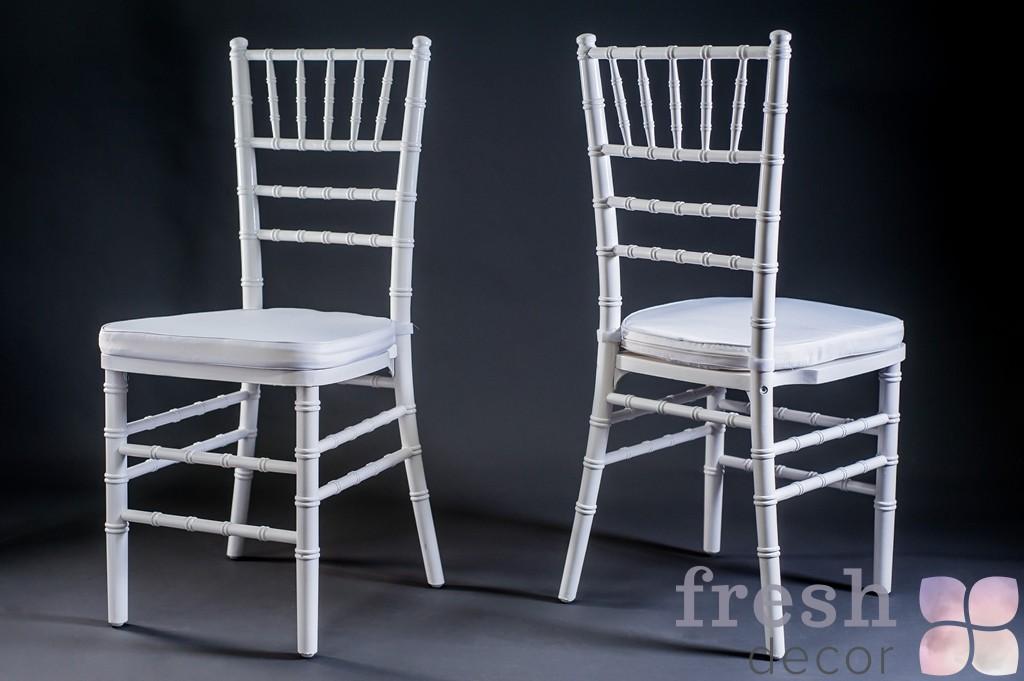 Купить стулья кьявари белые из дерева оптом в Украине