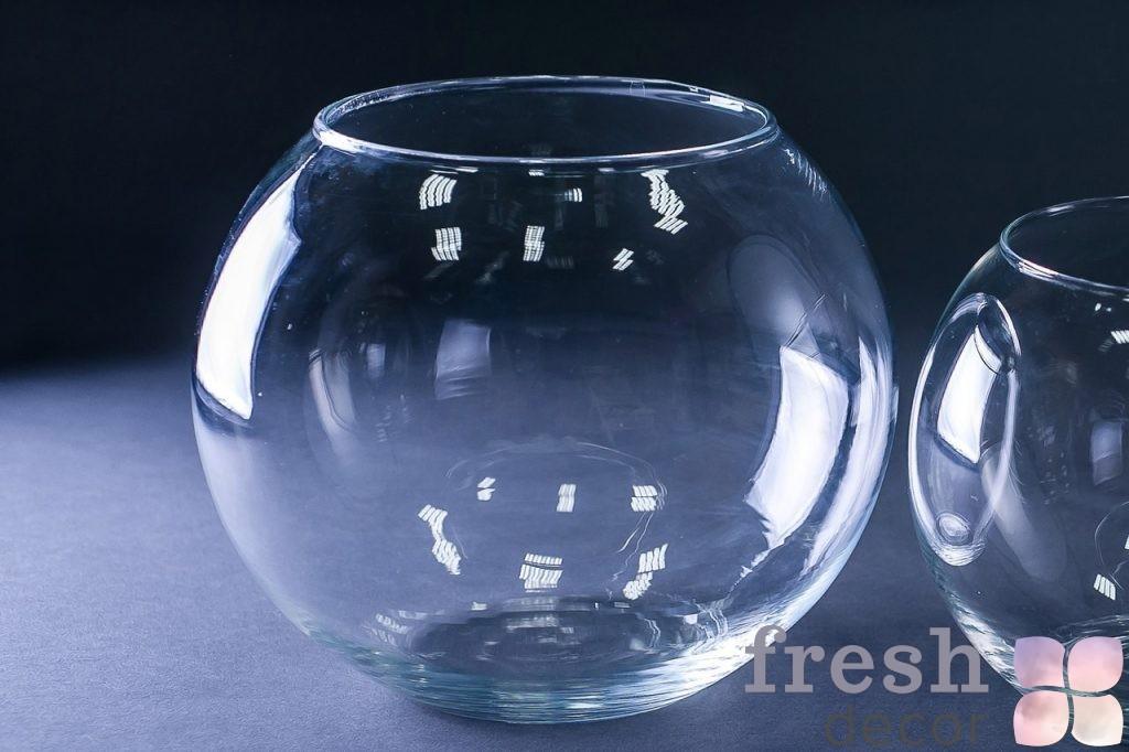 ваза большая аквариум