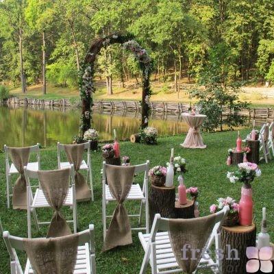 svadba v stile rustik harkov