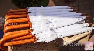 аренда зонтиков от непогоды