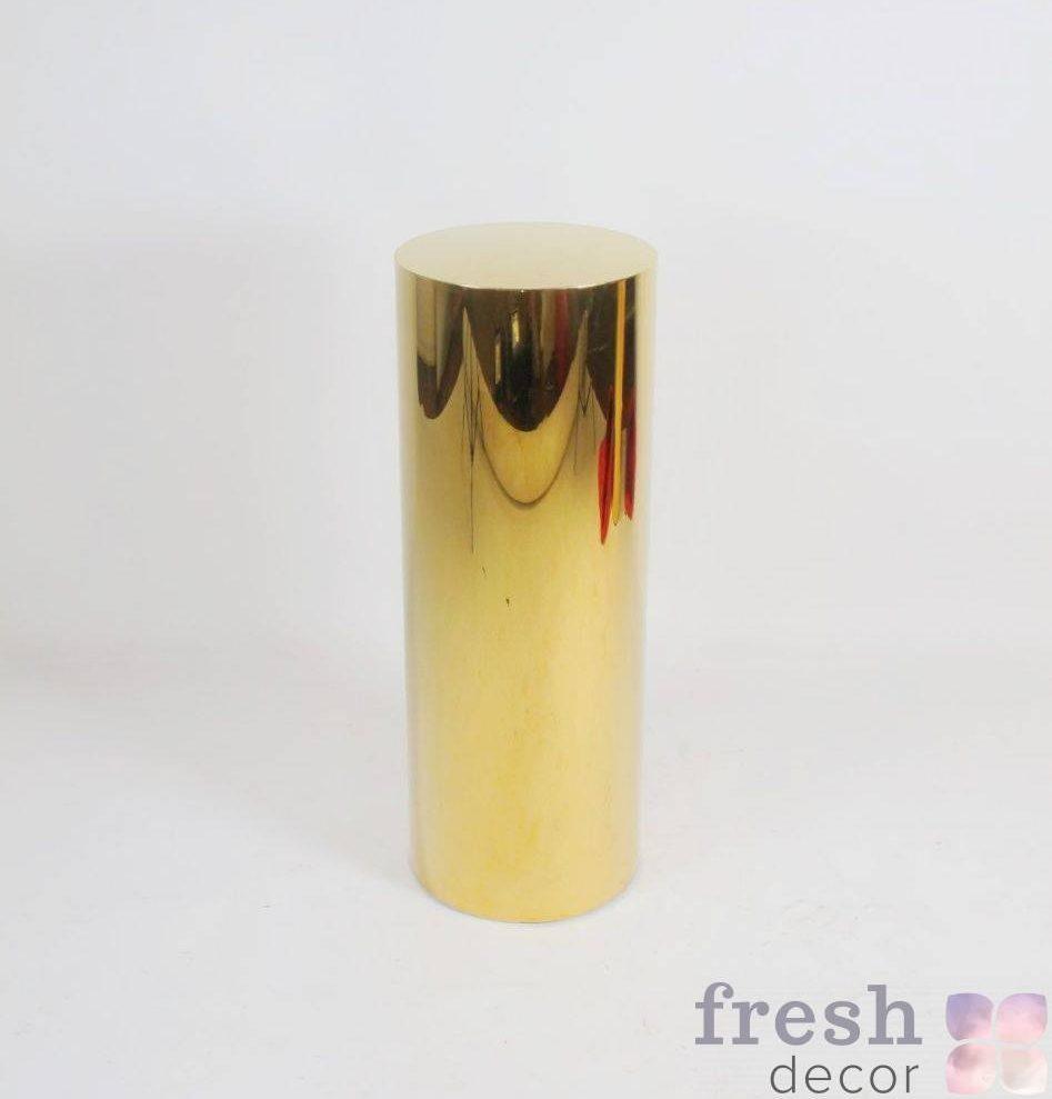 zolotoj tubus cilindr iz nerzhaveyushhej stali