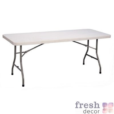 Прямоугольный стол в аренду
