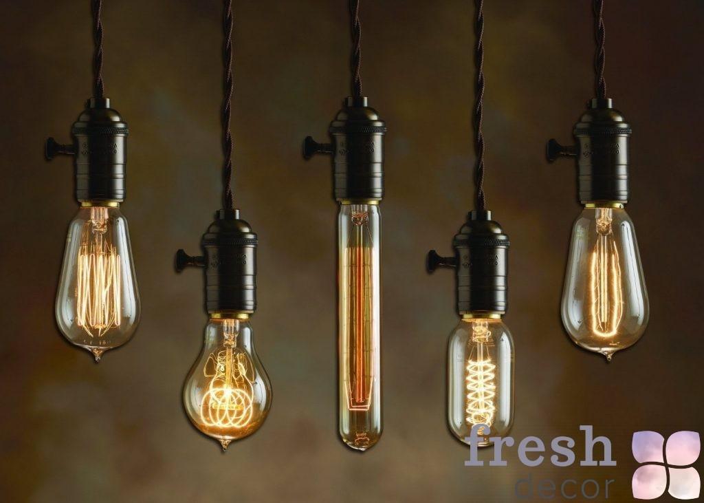 гирлянда с лампами эдисона Харьков
