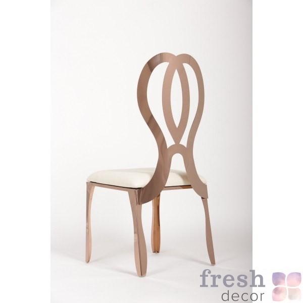 стул с резной спинкой инфинити