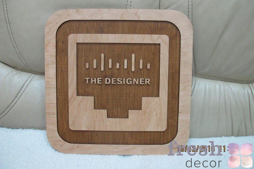 табличка из дерева под заказ изготовлеие 2