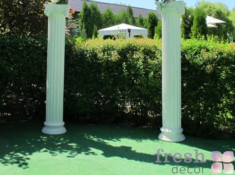 колонны из камня в аренду