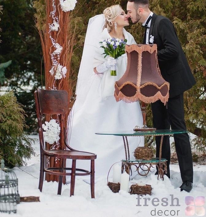ретро стулья для оформления свадеб 1