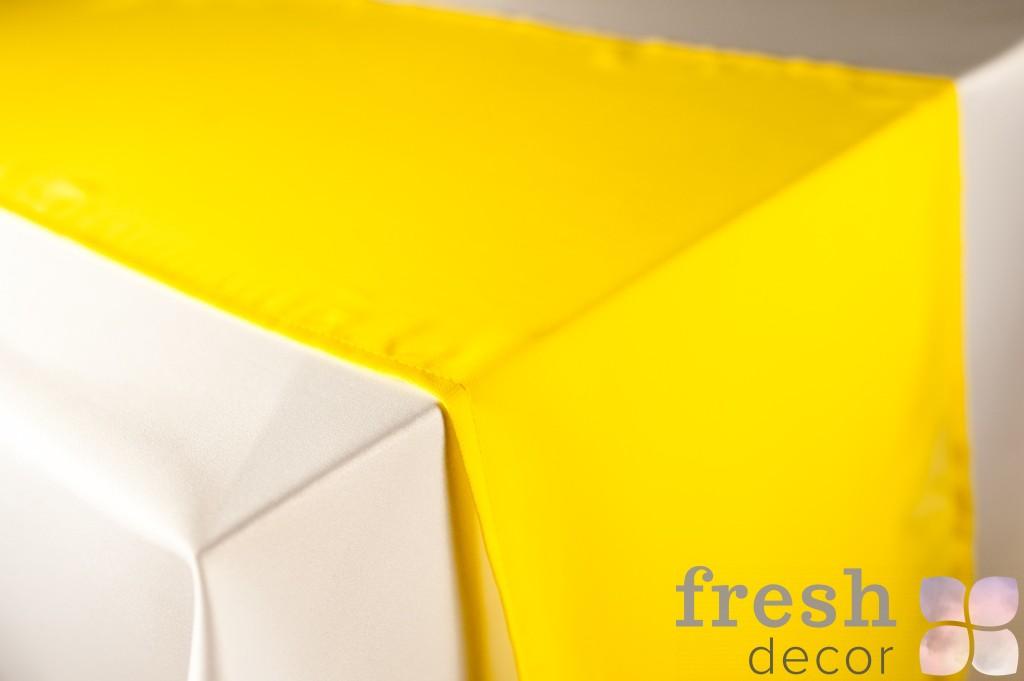 раннер желтого цвета