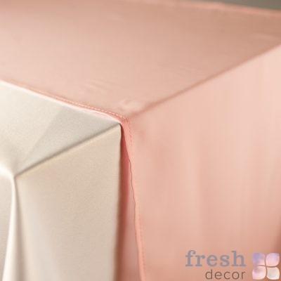 раннер нежно розового цвета