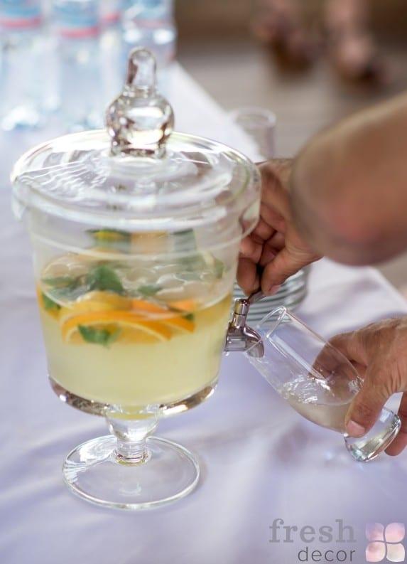 Аренда лимонадников для фуршета