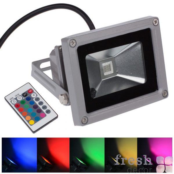 прожектор а прокат 20 W 30 RGB led