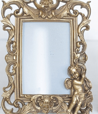 рамка золотая для номерков для столы в аренду