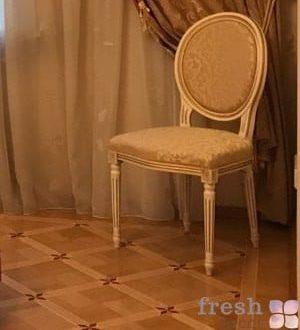 стул диор прокат белое дерево