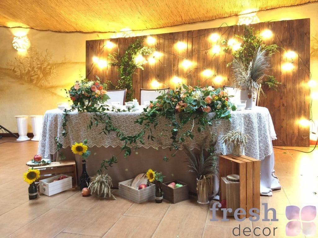 деревянные ящики для декора аренда