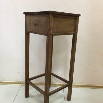 Стол деревянный для выездной церемонии