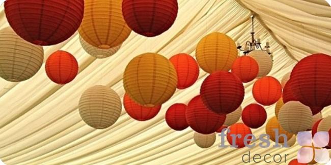 Средний китайский фонарик