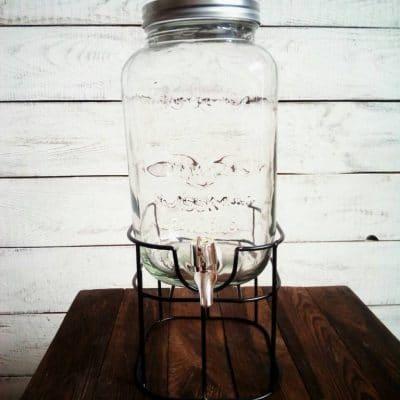 аренда лимонадника на подставке 4 литра