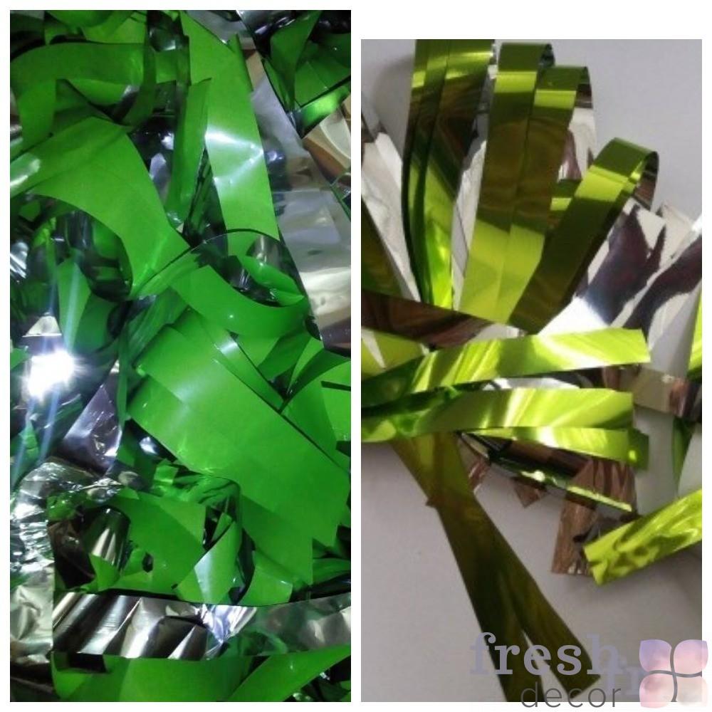 Зеленая бумага