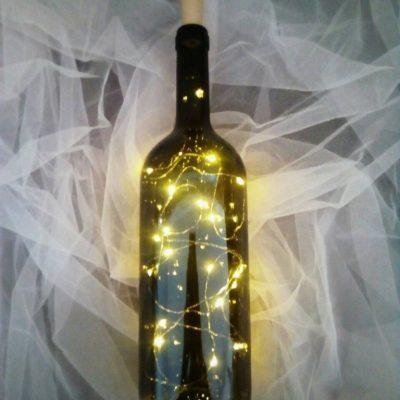 гирлянда в бутылке 1