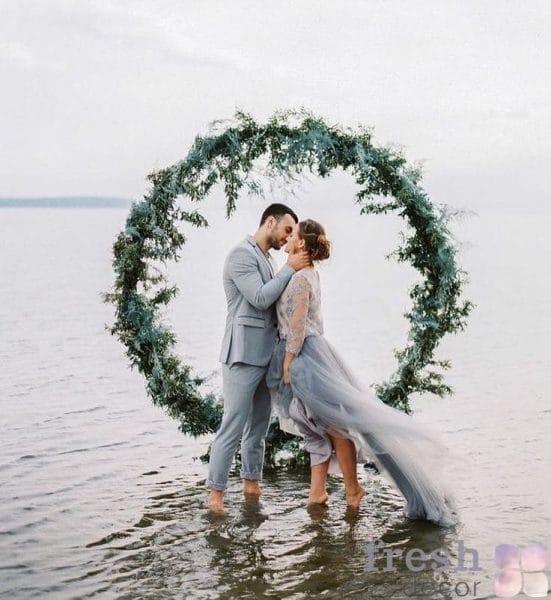 декор свадьбы в Харькове, свадебная арка