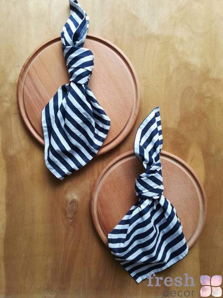 Салфетки полосатые в прокат