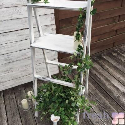 лестница подставка для декора