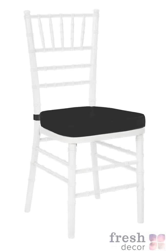 черная подушка на стул аренда