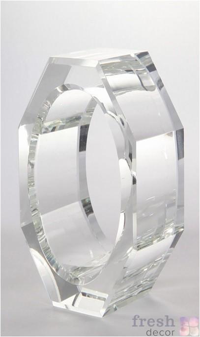 a1962fea6286 Многогранное кольцо из стекла для салфетокпрокат, аренда в Украине