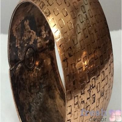 медное кольцо для салфеток