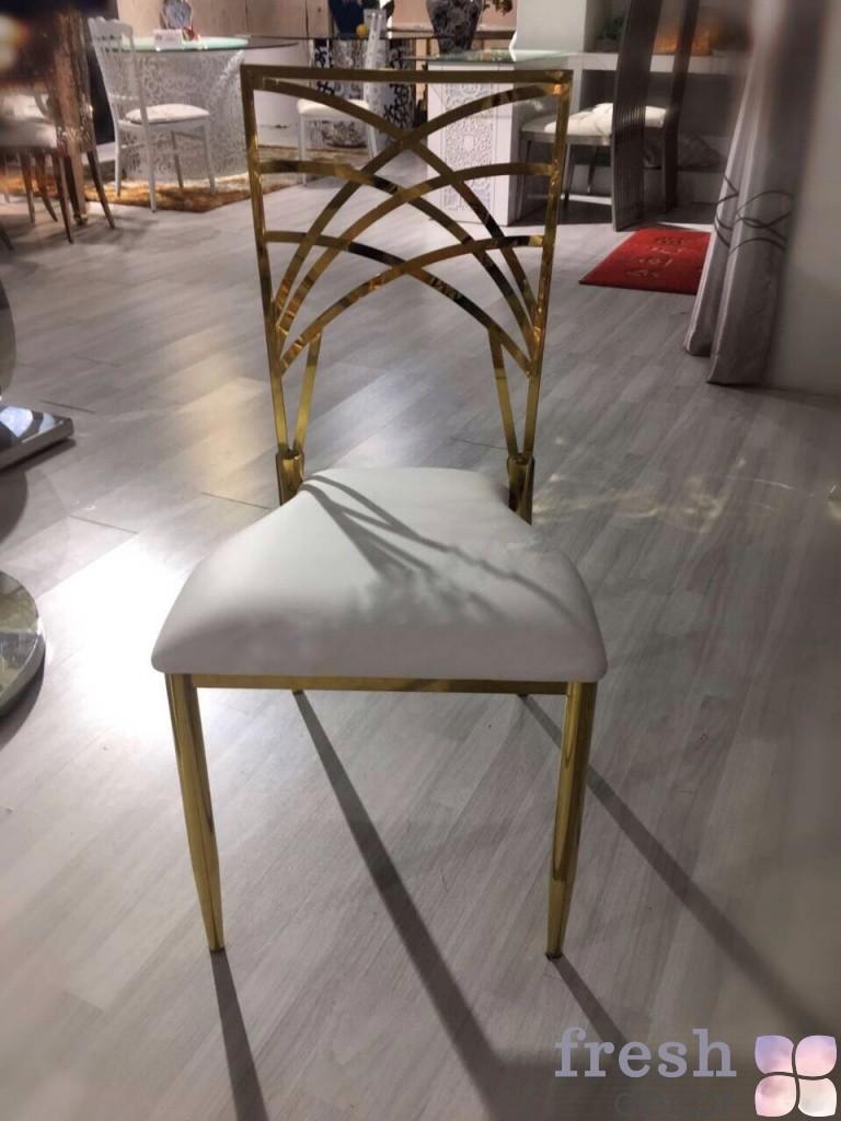 стул золотая спинка продажа