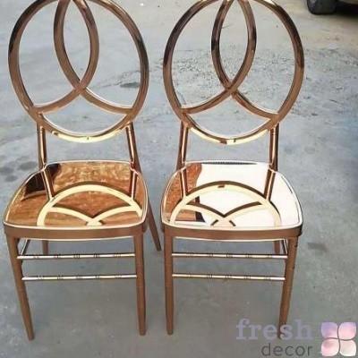 золотой модный стул 2018 года