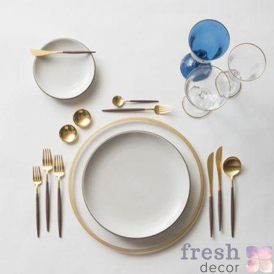 Подстановочные тарелки, подносы
