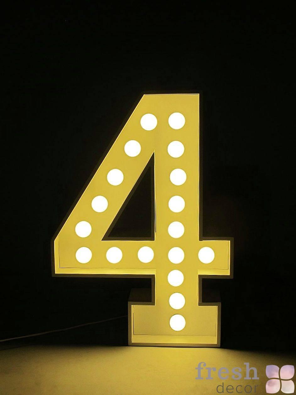 cifra 4 s lampochkami v arendu xarkov
