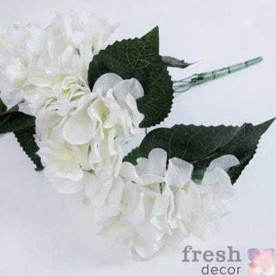 iskusstvennij cvetok gortenzii v prokat